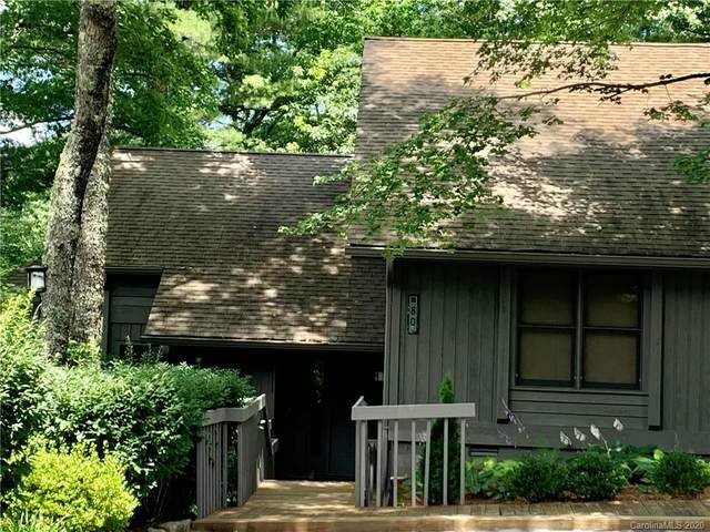 80 Racquet Club Villas Drive A, Sapphire, NC 28774 (#3636171) :: Charlotte Home Experts