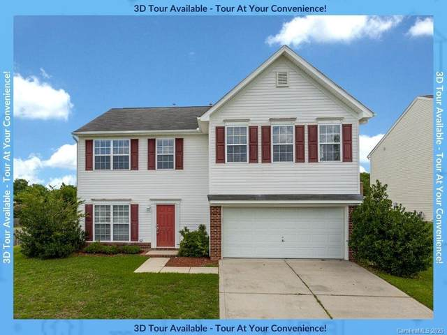 12623 Walking Stick Drive, Charlotte, NC 28278 (#3636254) :: Exit Realty Vistas