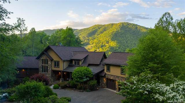 408 Grace Way, Green Mountain, NC 28740 (#3636280) :: Johnson Property Group - Keller Williams