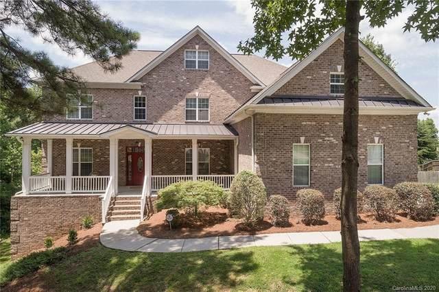 15826 Sparrowridge Court, Charlotte, NC 28278 (#3636497) :: MartinGroup Properties