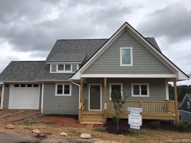 205 Oak Meadow Lane #28, Asheville, NC 28804 (#3636662) :: Carlyle Properties