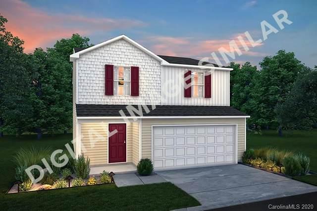 934 Mathis Avenue #6, Salisbury, NC 28146 (#3636670) :: Miller Realty Group
