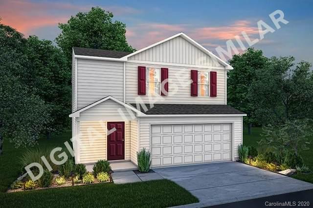 361 Jared Steel Lane #21, Salisbury, NC 28146 (#3636733) :: Miller Realty Group