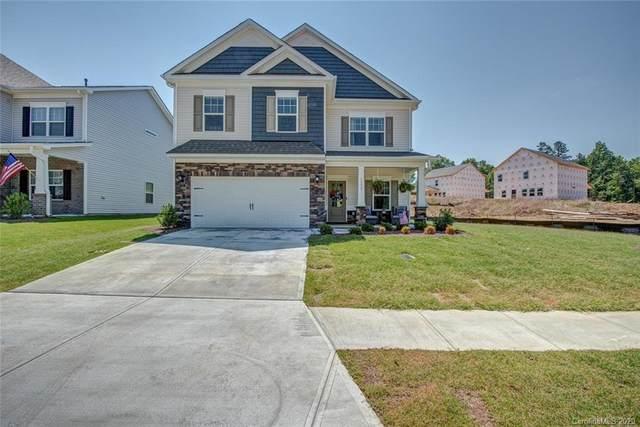 5552 Begonia Street, Gastonia, NC 28056 (#3636797) :: LePage Johnson Realty Group, LLC