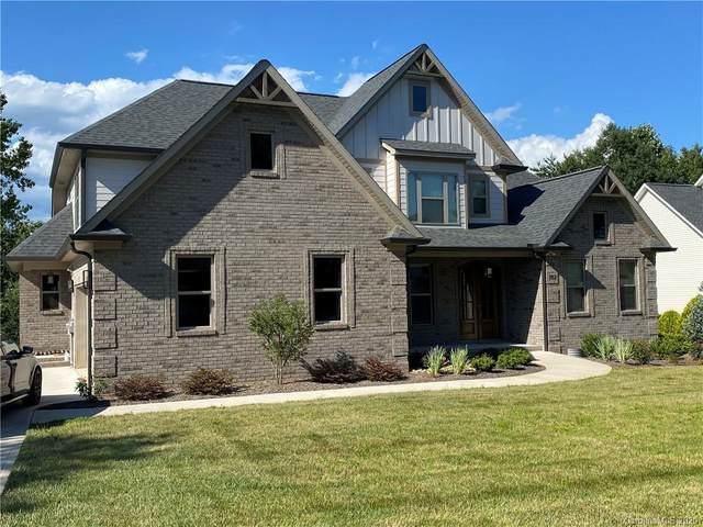 762 Players Ridge Road, Hickory, NC 28601 (#3636929) :: DK Professionals Realty Lake Lure Inc.