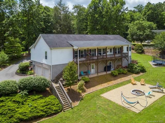 281 Hamlet Park Drive, Clyde, NC 28721 (#3636971) :: Robert Greene Real Estate, Inc.