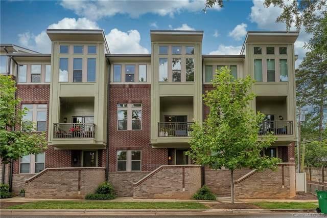 1236 Pierce Street, Charlotte, NC 28203 (#3637240) :: Keller Williams South Park