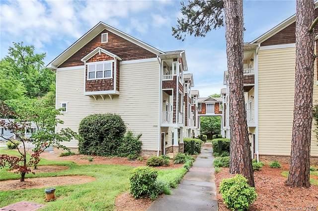 1733 Matheson Avenue H, Charlotte, NC 28205 (#3637279) :: Rinehart Realty