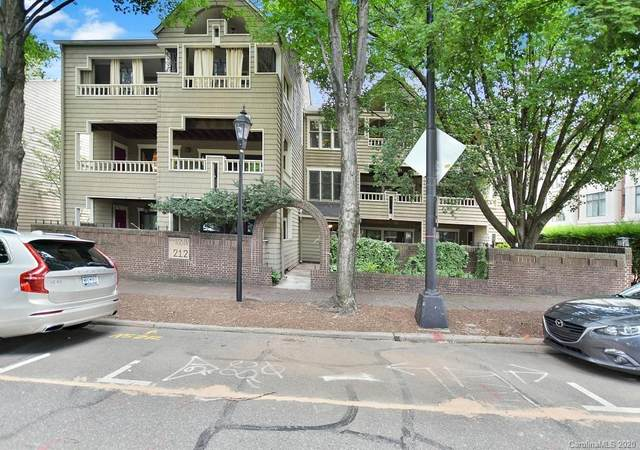 212 10th Street, Charlotte, NC 28202 (#3637360) :: MartinGroup Properties