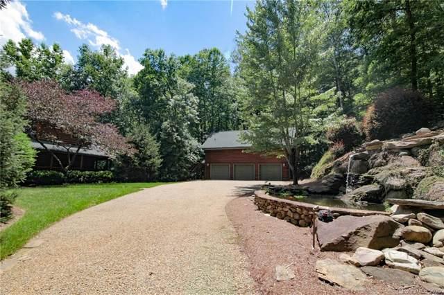 437 Kalmia Road, Lake Lure, NC 28746 (#3637387) :: LePage Johnson Realty Group, LLC