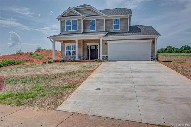 242 Pinnacle Crossing, Shelby, NC 28150 (#3637423) :: Stephen Cooley Real Estate Group