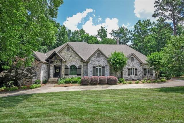 4007 Blossom Hill Drive, Weddington, NC 28104 (#3637740) :: Johnson Property Group - Keller Williams