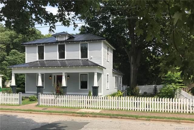 215 S Shaver Street, Salisbury, NC 28144 (#3637773) :: MartinGroup Properties