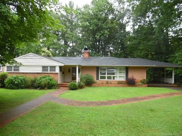 126 Pearson Drive, Morganton, NC 28655 (#3637990) :: Rinehart Realty