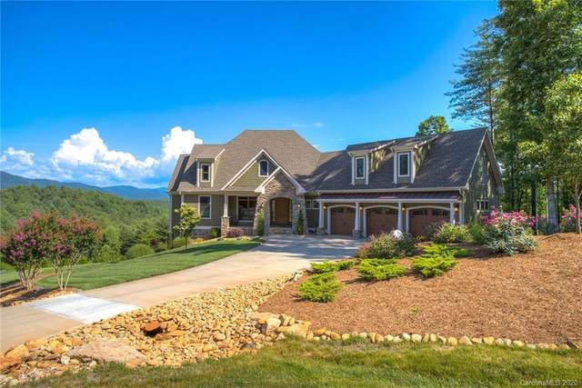 5504 Cedar Cove Way, Lenoir, NC 28645 (#3638029) :: MartinGroup Properties