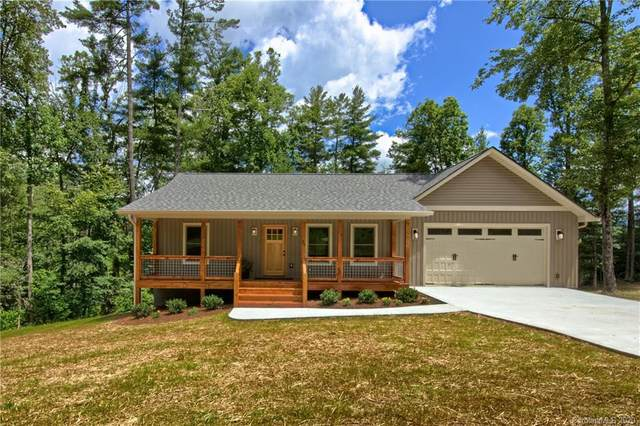36 Crystal Cove Drive, Hendersonville, NC 28739 (#3638128) :: LePage Johnson Realty Group, LLC