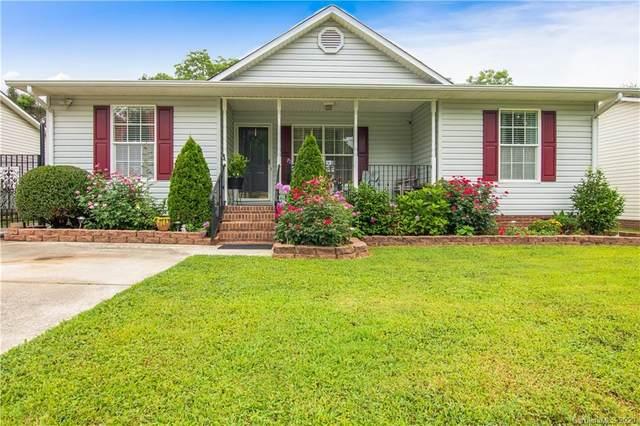 1102 Grace Avenue, Kannapolis, NC 28083 (#3638129) :: Premier Realty NC