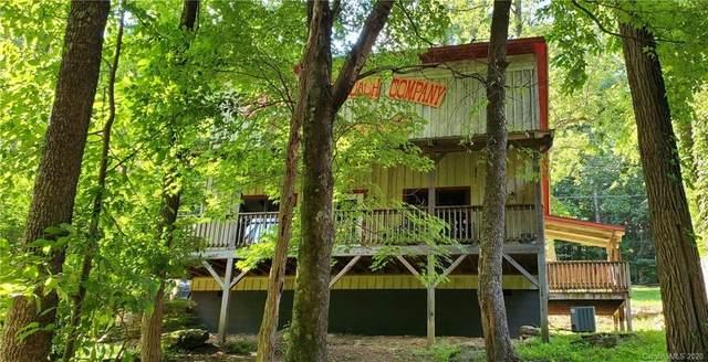 71 Maggie Lane, Maggie Valley, NC 28751 (#3638284) :: Rinehart Realty