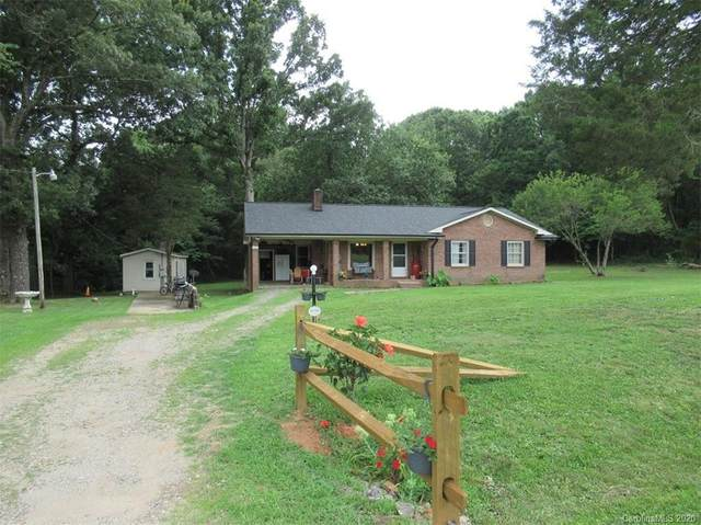 4529 Ernest Houser Road, Lincolnton, NC 28092 (MLS #3638306) :: RE/MAX Journey
