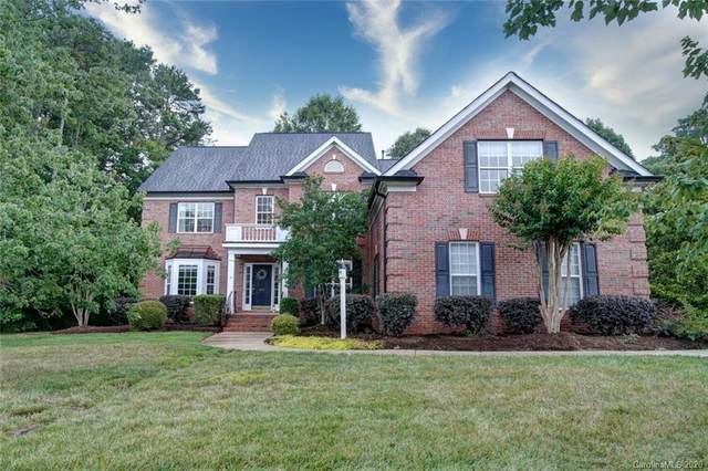 505 Hidden Manor Drive, Matthews, NC 28104 (#3638653) :: Robert Greene Real Estate, Inc.