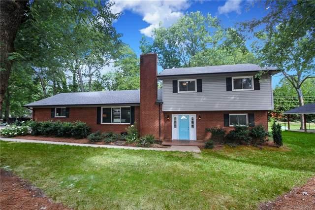 154 Enwood Drive, Charlotte, NC 28214 (#3638836) :: High Performance Real Estate Advisors
