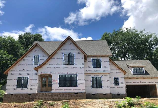 3124 Fairfax Drive, Charlotte, NC 28209 (#3639421) :: Stephen Cooley Real Estate Group