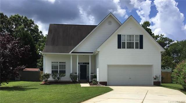 2785 Ramble Wood Court, Rock Hill, SC 29730 (#3639468) :: Rinehart Realty