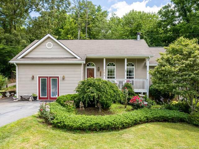 27 Little Knob Road, Asheville, NC 28803 (#3639589) :: Puma & Associates Realty Inc.