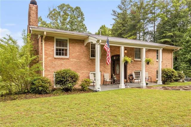 2244 Old Kanuga Road, Hendersonville, NC 28739 (#3639684) :: Caulder Realty and Land Co.