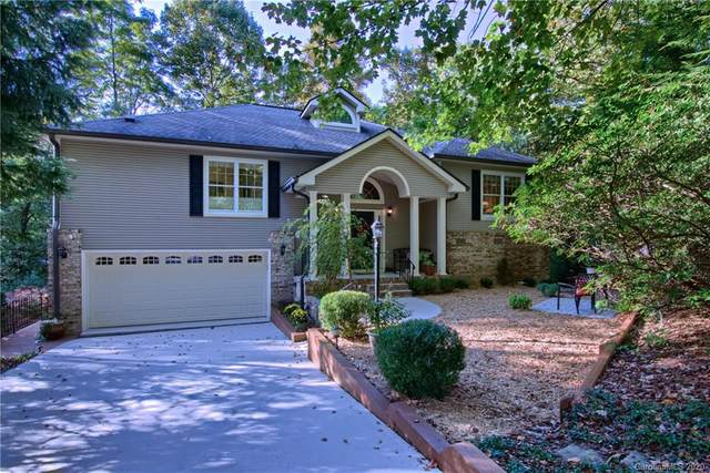 204 N Tallyho Lane, Hendersonville, NC 28791 (MLS #3639713) :: RE/MAX Journey
