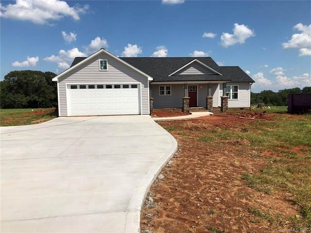 1311 George Brown Road, Crouse, NC 28033 (#3639800) :: LePage Johnson Realty Group, LLC