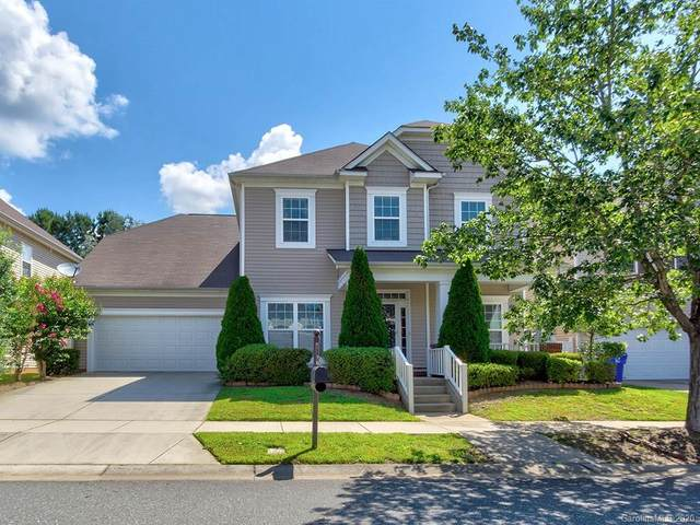 8241 Cottsbrooke Drive, Huntersville, NC 28078 (#3639929) :: Puma & Associates Realty Inc.