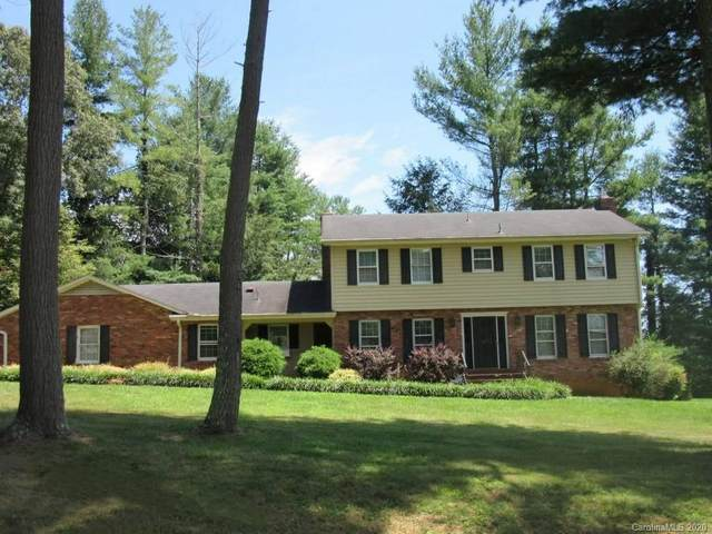 207 Newport Road, Hendersonville, NC 28739 (#3640067) :: Homes Charlotte