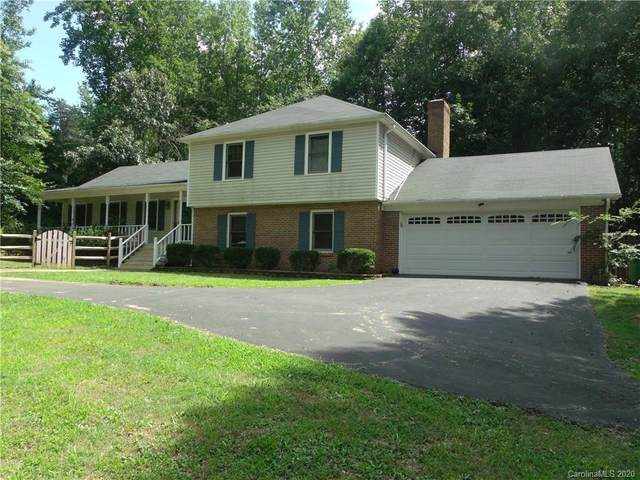 4501 Brookwood Road, Charlotte, NC 28215 (#3640313) :: Carlyle Properties