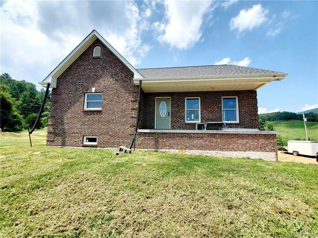 1073 Upper Brush Creek Road, Marshall, NC 28753 (#3640381) :: LePage Johnson Realty Group, LLC