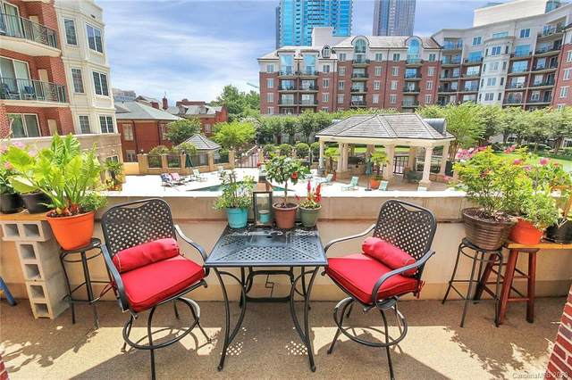 300 W 5th Street #244, Charlotte, NC 28202 (#3640481) :: Keller Williams South Park
