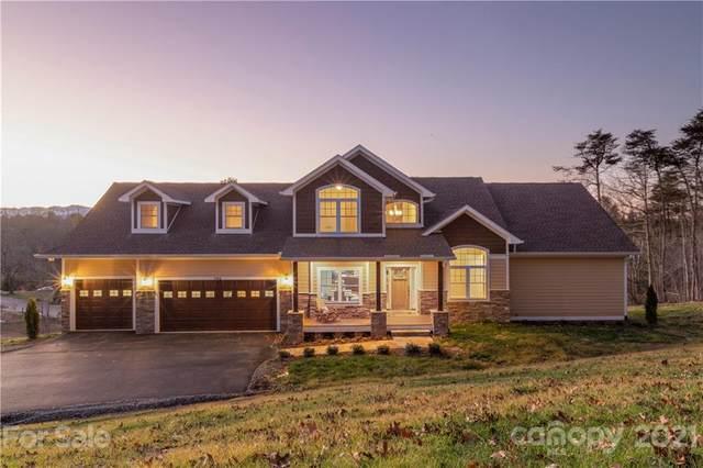 138 Saddle Ridge Drive, Alexander, NC 28701 (#3640703) :: Keller Williams Professionals