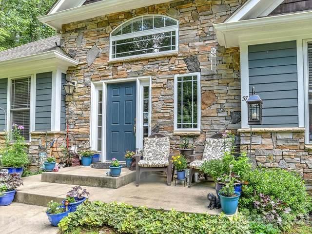37 Gaston Mountain Road, Asheville, NC 28806 (#3640835) :: Modern Mountain Real Estate