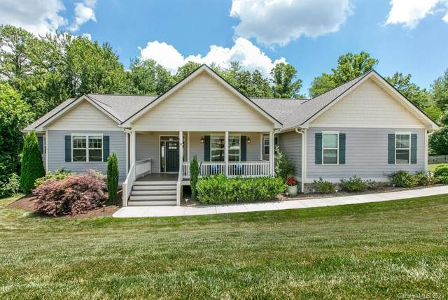 52 King Heights Drive, Fletcher, NC 28732 (#3641176) :: Rinehart Realty
