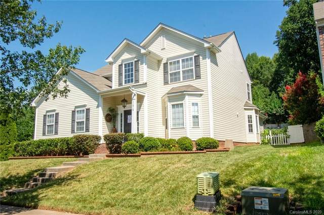 11919 Journeys End Trail, Huntersville, NC 28078 (#3641452) :: TeamHeidi®