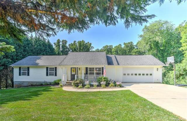 38 Brown Lynch Road, Candler, NC 28715 (#3641733) :: LePage Johnson Realty Group, LLC