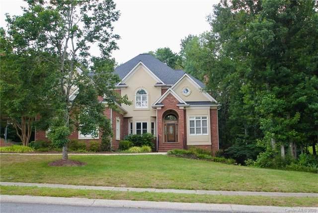 18716 River Falls Drive, Davidson, NC 28036 (#3641919) :: MartinGroup Properties