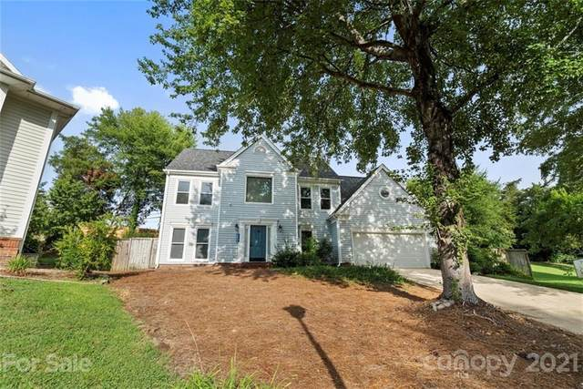 2802 Candleberry Court, Charlotte, NC 28210 (#3642161) :: Briggs American Homes