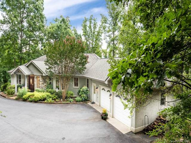 201 Two Brooks Trail, Fletcher, NC 28732 (#3642842) :: High Performance Real Estate Advisors