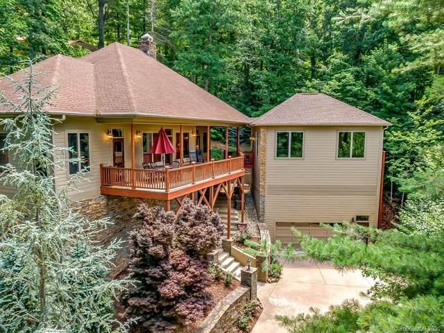27 Innsbrook Road, Asheville, NC 28804 (#3642883) :: Johnson Property Group - Keller Williams