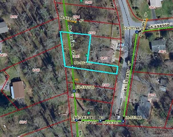 91 Talmadge Street Lot 4, Asheville, NC 28806 (#3642900) :: Carver Pressley, REALTORS®