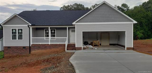 190 Brooks Farm Drive, Rockwell, NC 28138 (#3643005) :: LePage Johnson Realty Group, LLC
