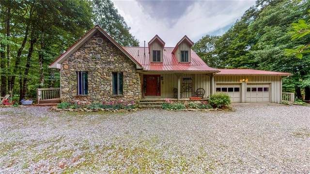 89 Pisgah Pass Road, Mars Hill, NC 28754 (#3643028) :: BluAxis Realty