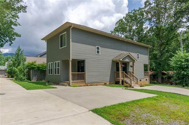 117/119 Second Street, Black Mountain, NC 28711 (#3643810) :: Keller Williams Professionals