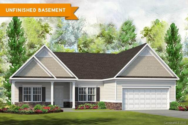 Lot 24 Piney Hollow Trail #24, Stanfield, NC 28163 (#3643881) :: BluAxis Realty